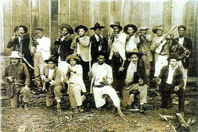 Revolta do Contestado 1912
