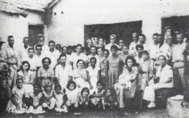 Revolta da Santa Dica 1920