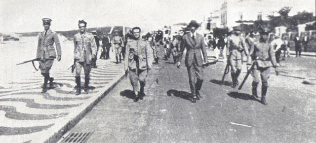 Revolta do Forte de Copacabana 1922