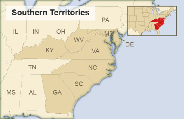 The Southern Territories