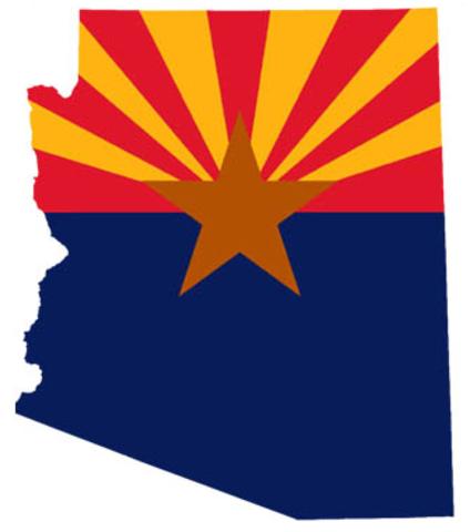 Moví a Arizona