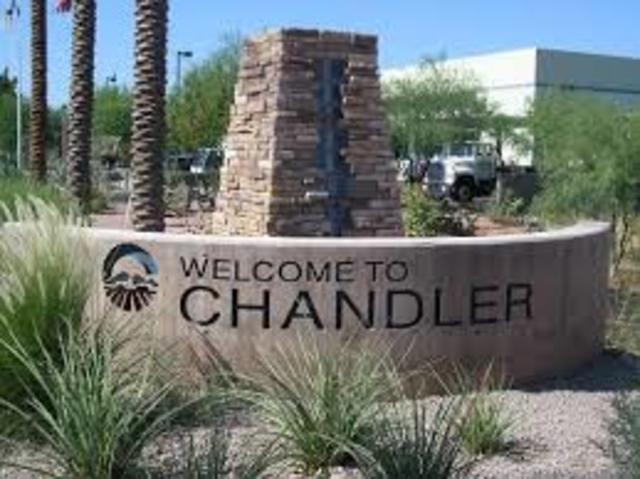 Moví a Chandler