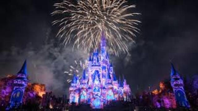 Fui al Disneyworld