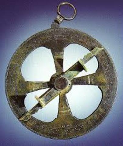 The Mariner's Astrolabe