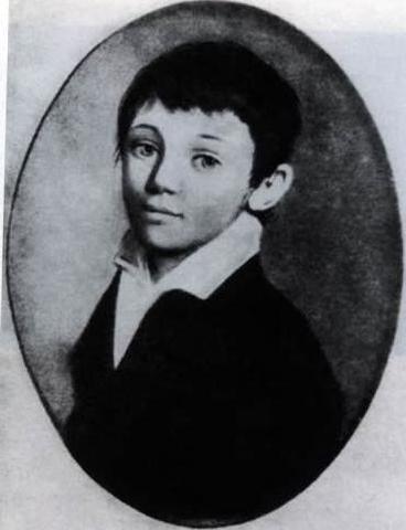 Детское стихотворение Баратынского