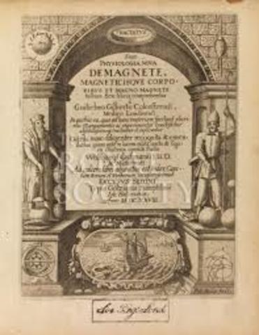 William Gilbert: Sobre el magnetismo, los cuerpos magnéticos y el gran imán que es la Tierra
