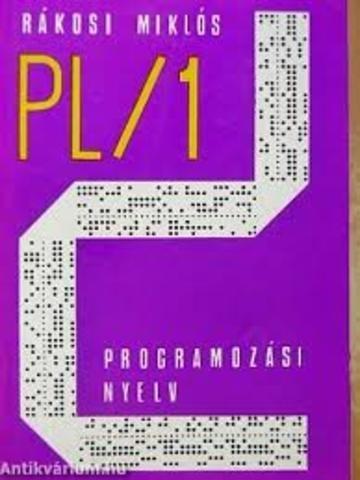 Programming Language I