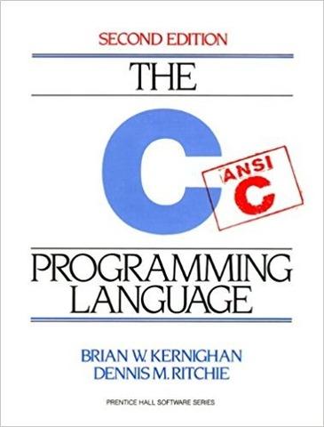 """""""El Kernighan y Ritchie""""."""
