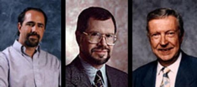 UML. Grady Booch, Jim Rumbaugh, e Ivar Jacobson .