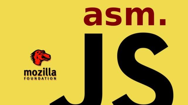 Asm.js,Mozilla