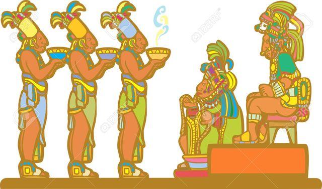 Civilización Maya y su forma de tribitación