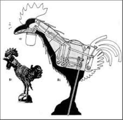 El gallo de Estrasburgo
