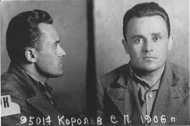Арест по ложному . С.П. Королев в Бутырской тюрьме после возвращения с Колымы. 29 февраля 1940 г