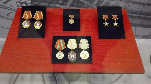 Правительственные награды С.П. Королева