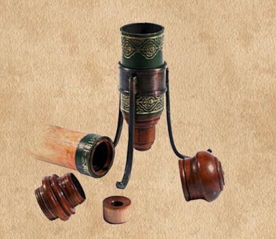 Galileo Galilei: microscopio
