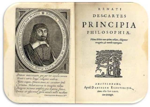 René Descartes: Principios de la filosofía