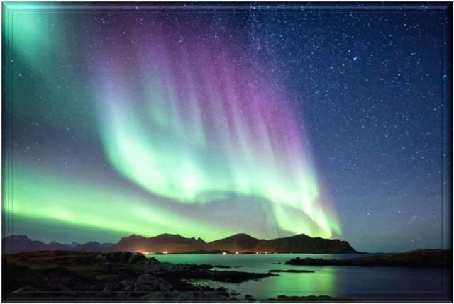 Pierre Gassendi: aurora boreal