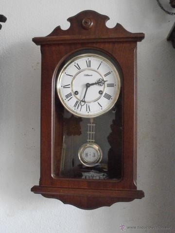 Christiaan Huygens: reloj de péndulo