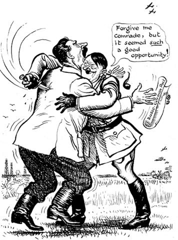 Hitler-Stalin Pact