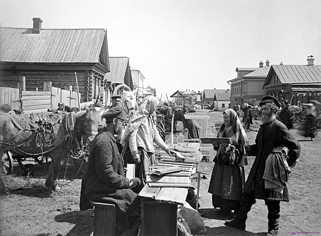 Начало столыпинской аграрной реформы
