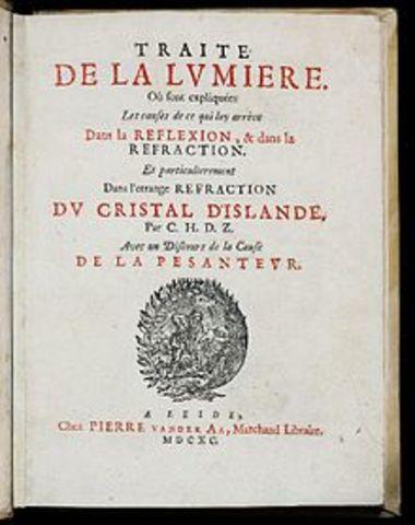 Christiaan Huygens: Tratado de la luz