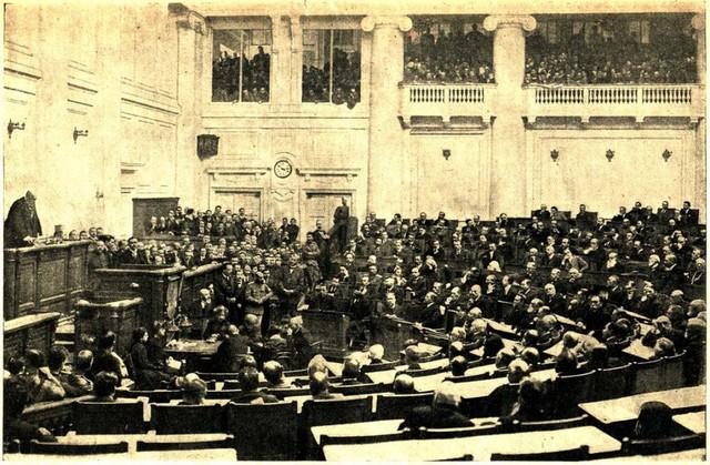 Открытие первой Государственной Думы Российской империи