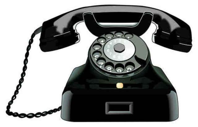 El teléfono