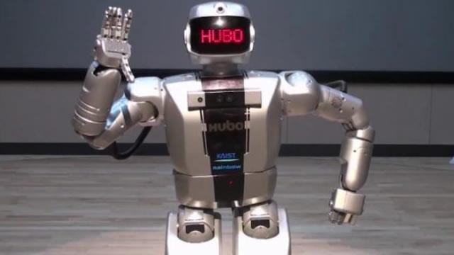 Creacion de HUBO y el self replicant robot