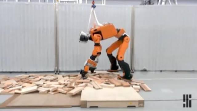 E2-DR, el robot rescatista
