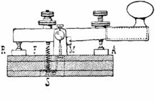 Sistema de telégrafo