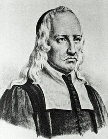 Nacimiento de Giovanni Borelli en Catelnuovo