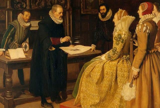 Gilbert fue nombrado medico personal de la familia real.