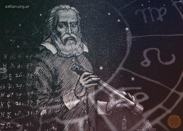 Galileo constata y demuestra que una bala disparada mediante un arma o un objeto lanzado al aire describe una trayectoria en forma de parabola, una curva del tipo de la elipse pero abierta.
