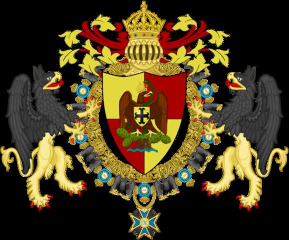 Habsburgo lleva el mando