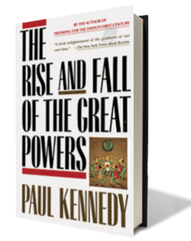 Rise and fall of the great powers (Kennedy - 1987)