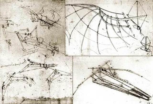 Giovanni Borelli: alas artificiales