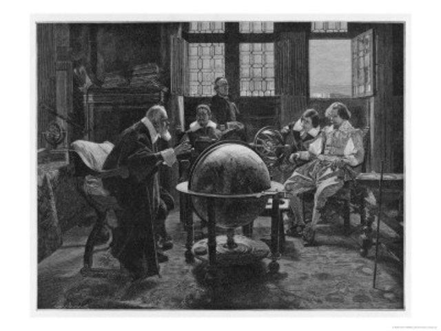 Galileo consiguió el cargo de la cátedra de matemáticas de la Universidad de Padua