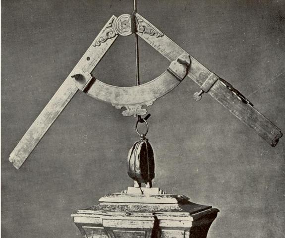 Galileo inventó el compás