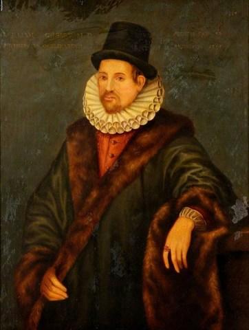 WILLIAM GILBERT (muerte)