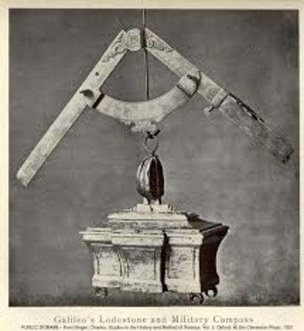 GALILEO GALILEI (compas geometrico)