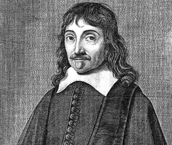 Nace Rene Descartes