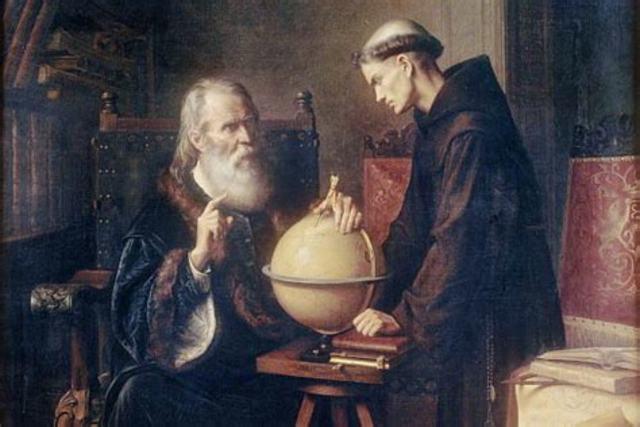 Galileo Galilei,es denunciado.