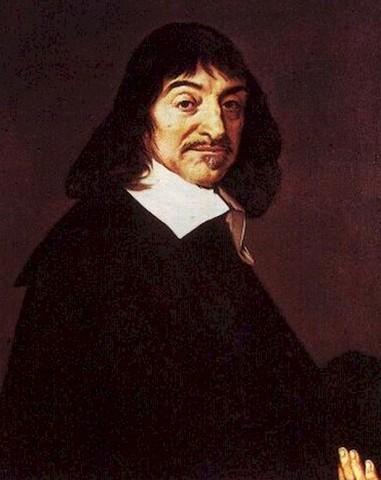 Descartes y su hija.
