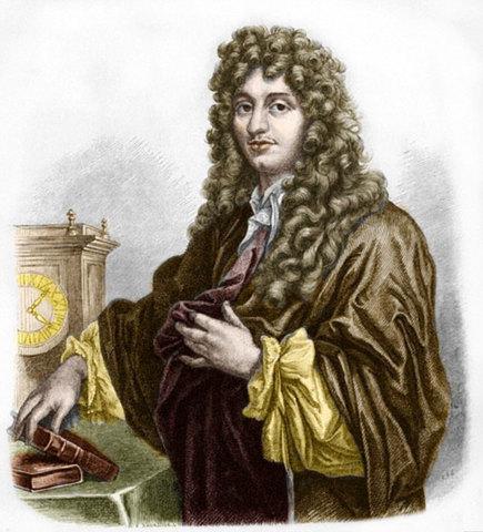 Christiaan Huygens,academico.