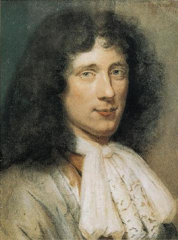 Christiaan y Newton.