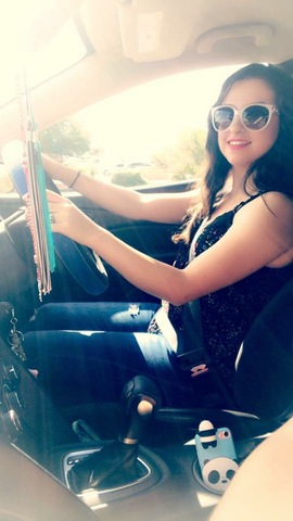 The Day I drove my car for the First time