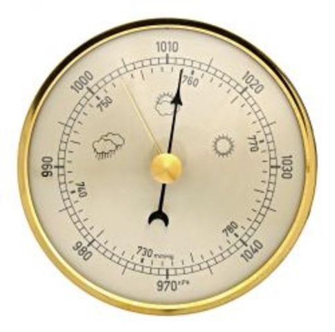 Gassendi descubre el barómetro