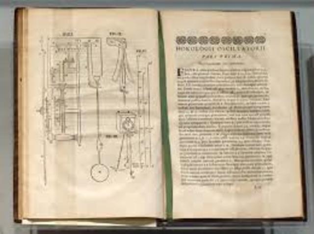 """Huygens publica """"el tratado de la luz"""""""