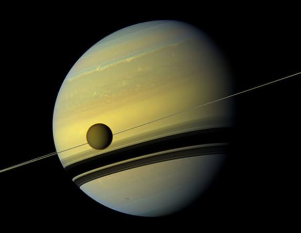 Christiaan Huygens descubrió Titán