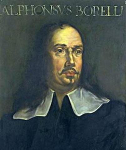 Borelli iatromecanica.